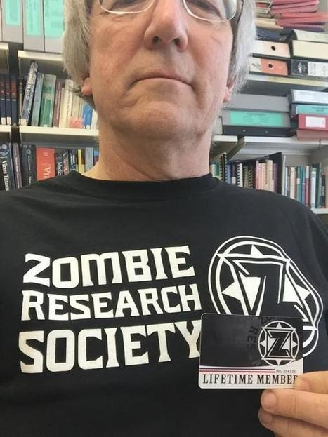 Ed Rybicki and Zombies | Virology News | Scoop.it