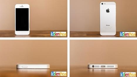 Mua bán điện thoại iphone 5 chính hãng giá rẻ 2014   Camera Itekco   Scoop.it