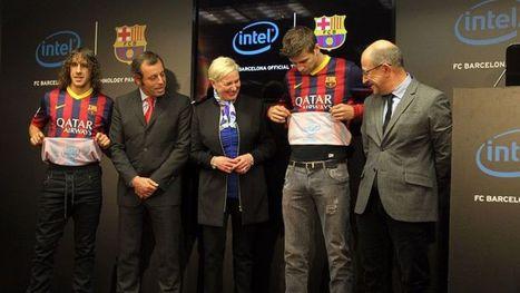 Le Barça innove en matière de sponsoring - RTBF Football | Communication | Scoop.it