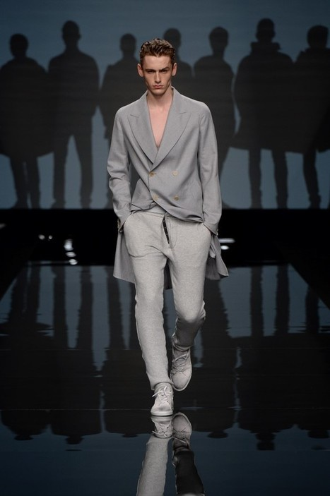 Ermanno Scervino – Milan Collection Homme Printemps/Été 2015 | Menswear | Scoop.it