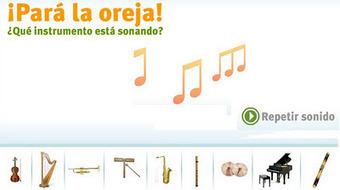 ¿Qué instrumento está sonando? | Aprendo en la web | EDUDIARI 2.0 DE jluisbloc | Scoop.it