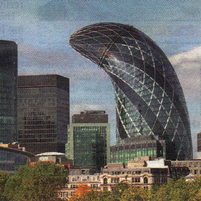 [HaHa] Foster's Flaccid Gherkin appears in erectile dysfunction treatment ad | news | The Architecture of the City | Scoop.it