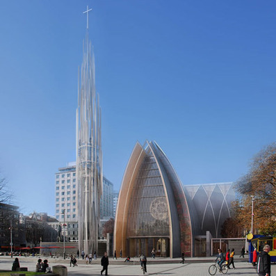 Architects back restoration of earthquake-hit New Zealand cathedral | Architecture and Architectural Jobs | Scoop.it