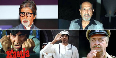Amitabh Bachchan's KAALIA becomes Bollywood's first remake to be remade by its original filmmaker Tinnu Anand!   Amitabh bachchan   Scoop.it