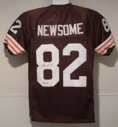 Newsome Autographed Cleveland Browns Jersey | Sport Outdoor | Scoop.it