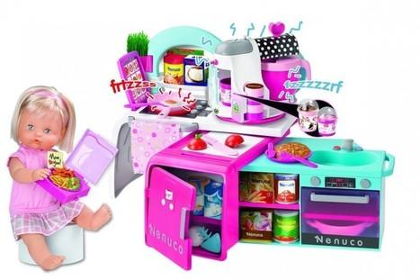 La televisión consigue que los niños jueguen a las 'cocinitas' - 20minutos.es | Trends of Kids&Teens | Scoop.it