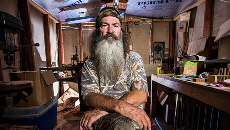 'Duck Dynasty': Phil Robertson Suspended Indefinitely Following Anti-Gay Remarks | All that's new in Television and Film | Scoop.it