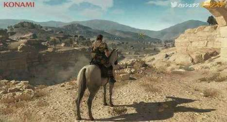 Watch 30 Minutes of Metal Gear Solid 5 Gameplay on PS4 - GameSpot | GamingShed | Scoop.it