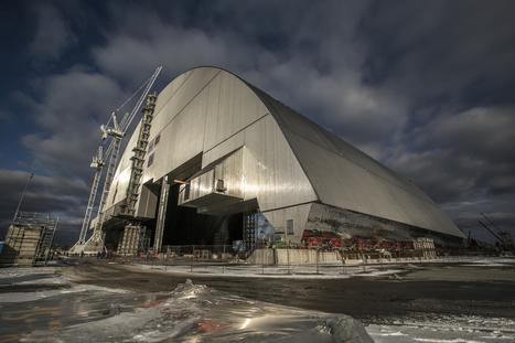 Nucléaire – Enceinte de confinement de Tchernobyl : le projet en photos   Génie civil   Scoop.it