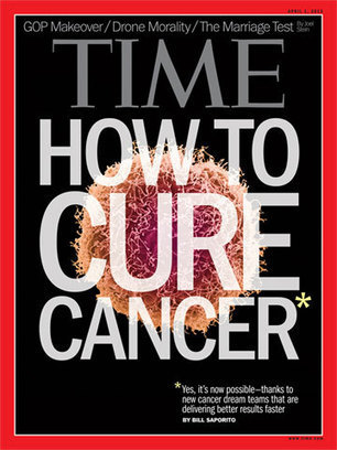 Time: To fight cancer requires intensity and unignorable amounts of money | Health promotion. Social marketing | Scoop.it