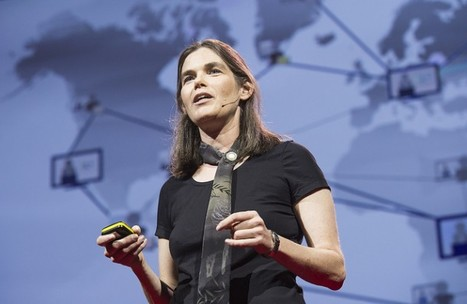 Meet The Woman Leading The Online Education Revolution | Anne On | Scoop.it