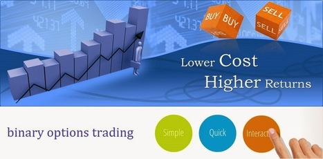 Binary Options Trading: Significance of Hiring Binary Options Brokers for Profitable Trading! | Binary Options Trading and Brokers | Scoop.it