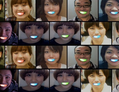 Japanese Fashion: LED. Lights for Your Teeth   Advancements in Light, AR Tech (Advertising, Media)   Scoop.it
