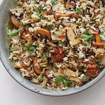 Wild Rice with Mushrooms | wild rice | Scoop.it