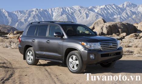 Toyota Land Cruiser 2014, Những chiếc xe của tương lai | Tư vấn ô tô | Scoop.it