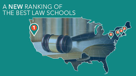A New Ranking Of The Best Law Schools   High achieving college students: career and educational options   Scoop.it