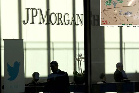 #askJPM: Bank's Twitter Q&A backfires with snarkytweets | Digital Footprint | Scoop.it