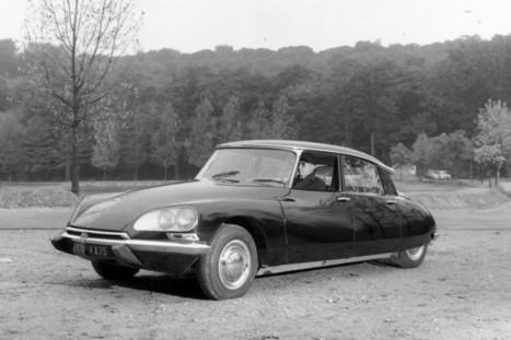 Citroën tire un trait sur la suspension hydraulique | Voitures anciennes - Classic cars - Concept cars | Scoop.it
