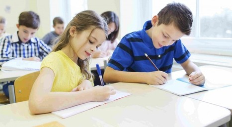 Scuola: difficoltà a scrivere, apprendere e ricordare se si esagera con tablet e lavagne elettroniche? | NOTIZIE DAL MONDO DELLA TRADUZIONE | Scoop.it