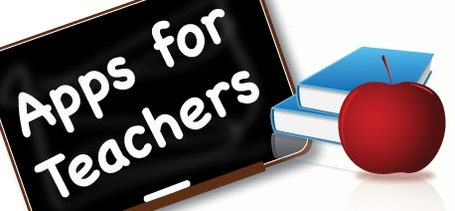 Apps For Teachers: iPad/iPhone Apps AppList | mLearning in Education | Scoop.it