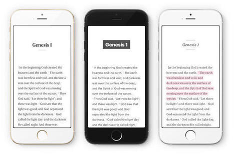 Ex-Apple Designer Rethinks The Bible For A Mobile World   Interface Usability and Interaction   Scoop.it