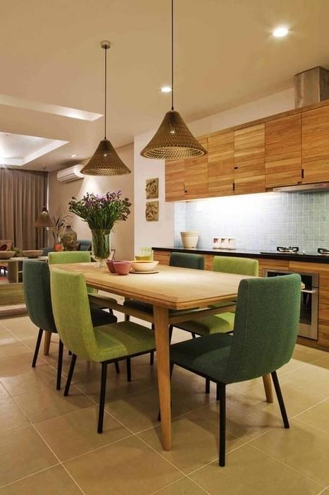 | Tư vấn thiết kế cho nhà 1 tầng có diện tích 80m² | Noi that | Scoop.it