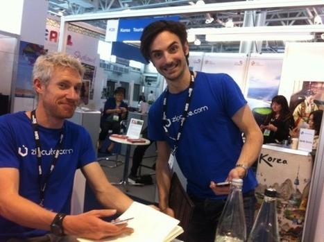 #ConsoCollab : L'histoire de Zipcube, une startup lancée par un français depuis Londres - Maddyness | Les entrepreneurs français à Londres | Scoop.it