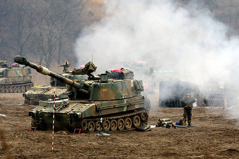 North Korean War Rhetoric Approaches Breaking Point   The New Korean War   Scoop.it