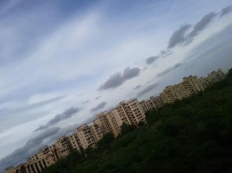 Monsoon Cloud | Photography | Scoop.it