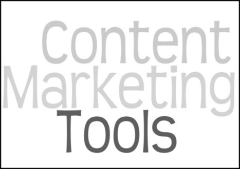 Ultimate Content Marketing Tools List, for Content Discovery, Creation & Distribution | Social Media Engagement | Scoop.it