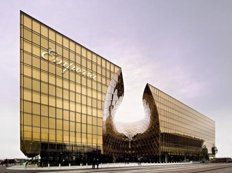 EN IMAGES. Architecture 2013 : les plus folles réalisations | Projets d'architecture et d'urbanisme en Afrique | Scoop.it