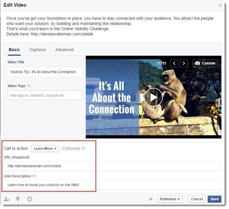 Advanced Video Marketing Strategies for Social Media | From Around The web | Scoop.it