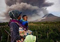 Mount Sinabung erupts in Indonesia - New York Daily News | Scoop Indonesia | Scoop.it