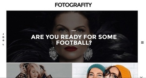 FOTOGRAFITY | Blogger themes | Scoop.it