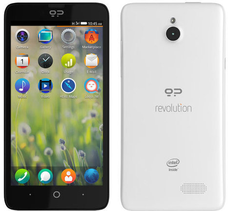 Geeksphone Revolution Multi OS Smartphone Supports Android, Firefox OS, and Soon More… | Embedded Software | Scoop.it