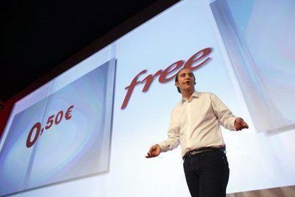 Free Mobile : l'année qui a tout changé - Le Figaro | Richard Dubois Freebox Addict | Scoop.it