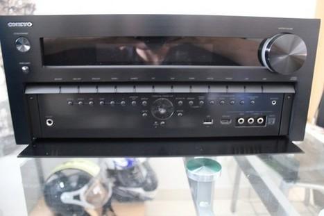 Test Onkyo TX-NR818, un ampli puissant et bourré de fonctions, sur HDfever | Home Theater Passion | Scoop.it
