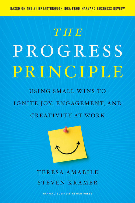 Teresa Amabile's Progress Principle | Grow | Scoop.it