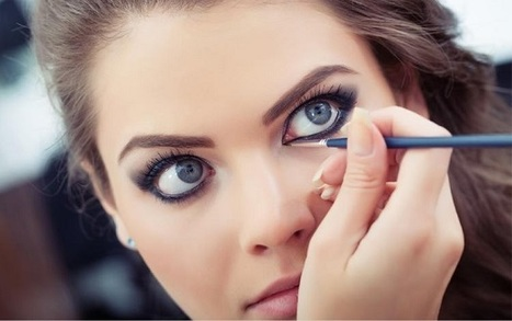 Look Gorgeous With Beautiful Eye Makeup | Motherhood | Scoop.it