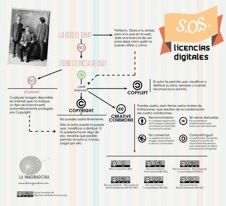 Licencias digitales   Irakaslegunea   Scoop.it