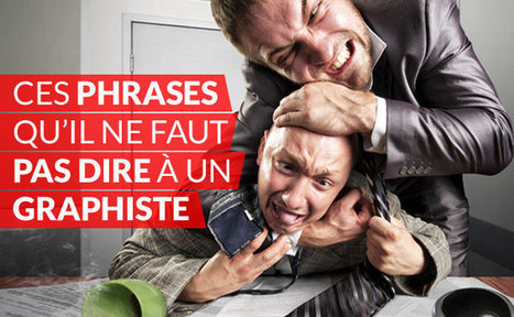 Contacter un graphiste, oui mais comment ? | Web mobile - UI Design - Html5-CSS3 | Scoop.it