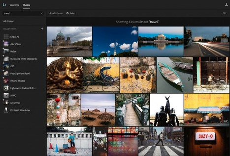 Introducing Technology Previews and Search in Lightroom on the web | Photo Editing and  Retouching | Scoop.it
