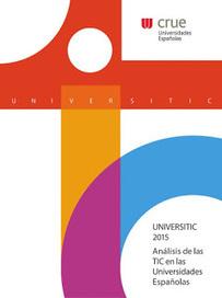 Informe: Análisis de las TIC en la Universidad Española. CRUE | TICE Tecnologías de la Información y la Comunicación en Educación | Scoop.it