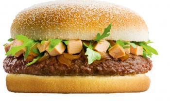 Quick lance son burger au foie gras | Mais n'importe quoi ! | Scoop.it