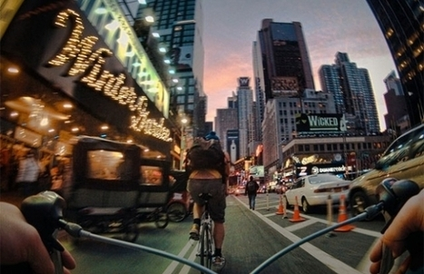 Une balade à New York en vélo ? | You're Welcome - Séjours linguistiques aux USA, Bons Plans & Actus | Scoop.it