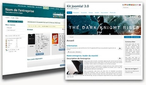 Kits Joomla!®, serveurs web, extensions et tutoriels - Joomlatutos.com   Moisson sur la toile: sélection à partager!   Scoop.it