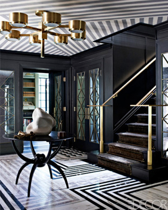 7 Home Entryways That Make A Statement | Designing Interiors | Scoop.it