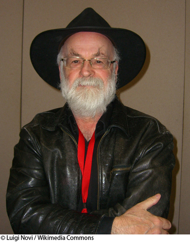 """Discworld"" Author Terry Pratchett Dies at 66 