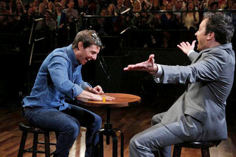 Jimmy Fallon prime-time special ratings a good sign - Entertainment Weekly | Television Industry | Scoop.it