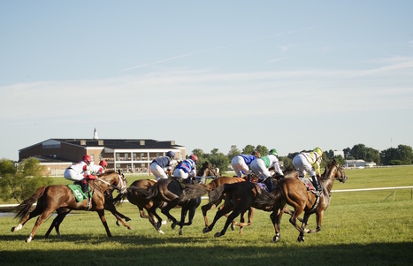 Booming Business: Kentucky Downs Concludes Successful 2016 Meet - Horse Racing News   Paulick Report   Racing Business   Scoop.it
